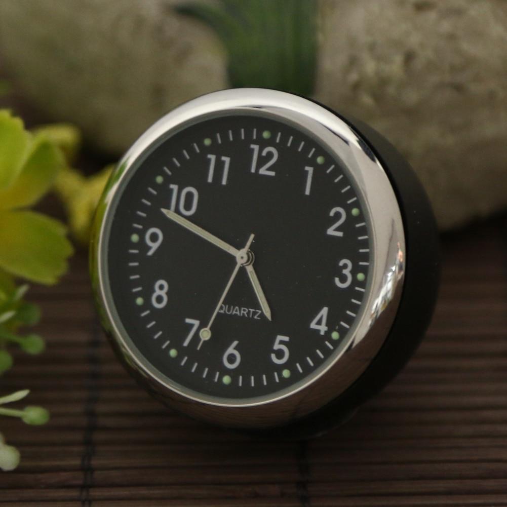 Relógio Mini Relógio de Quartzo Ponteiro Digital de Mecânica de Automóveis Para Pgo Cevennes Hemera Speedster Ii Mu-7 Isuzu Ascender Mu-X Vehicross