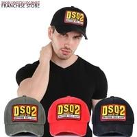 men women baseball cap fashion embroidered adjustable snapbacks trucker hip hop dad hat brand icon dsqicond2 dropshopping