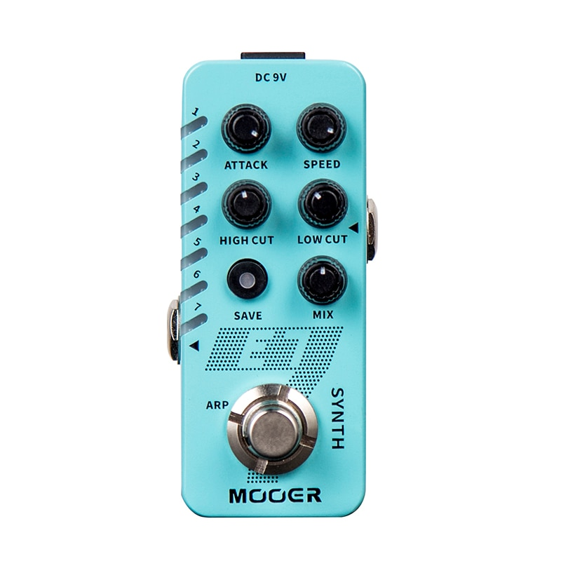 MOOER Guitar Bass Effect Pedal Reverb Music Electric Guitar Pedals Tuning Loop Core Stringed Instruments Musical Sports enlarge