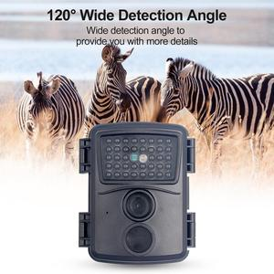 12MP Trail Камера Открытый Дикая Охота ИК-фильтр ночного видения детектор движения Камера скаутинга Камера s фото ловушки трек