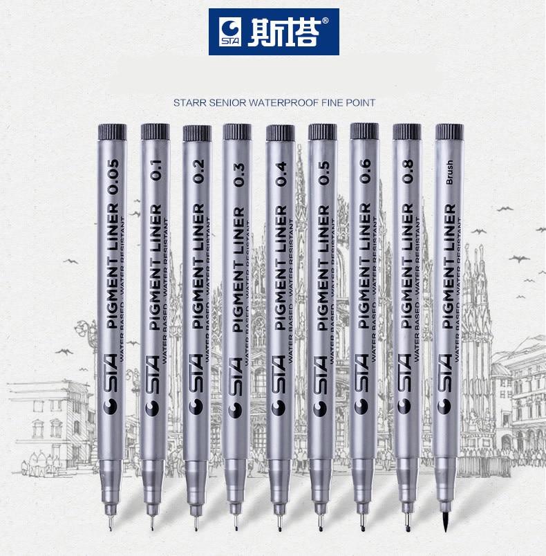 boligrafo-de-tinta-de-aguja-sta-8050-005-01-02-03-04-05-06-08-pincel-para-dibujar-y-dibujar-pigmento-pigma-punta-fina-impermeable