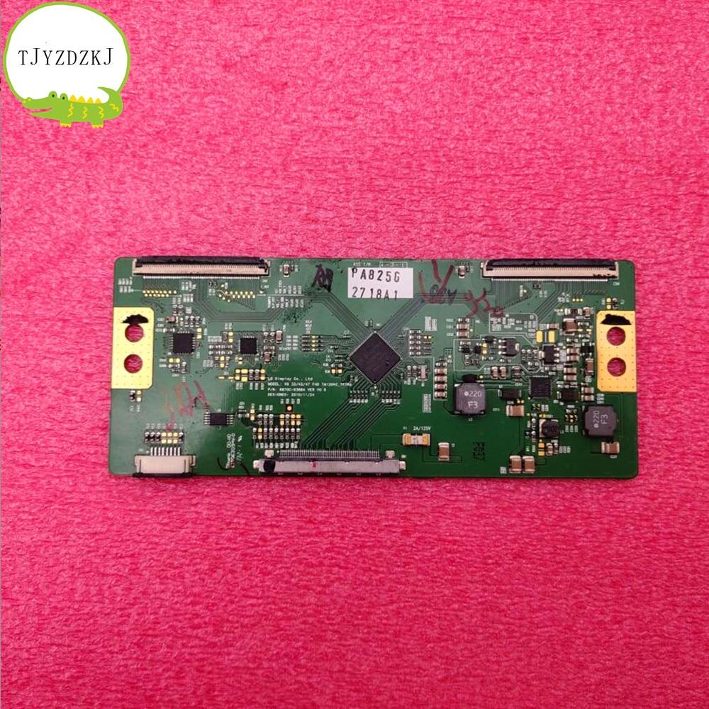 Original para lg Polegadas T-con 32 – 47 Fhd Tm120hz_tetra 6870c-0368a Ver Placa Lógica V0.6 Kdl-42ex410 42 42lv355u v6
