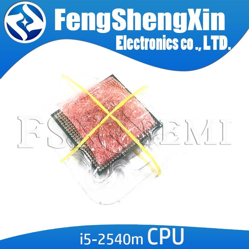 コア i5 2540 cpu 3 メートル 2.6 ソケット G2 デュアルコアノートパソコンのプロセッサ i5-2540m ため HM65 HM67 QM67 HM76 100% 正常に動作