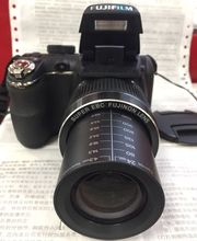 Appareil photo FuJifilm FinePix S4050 doccasion avec caméra HD CCD 30x1280x720