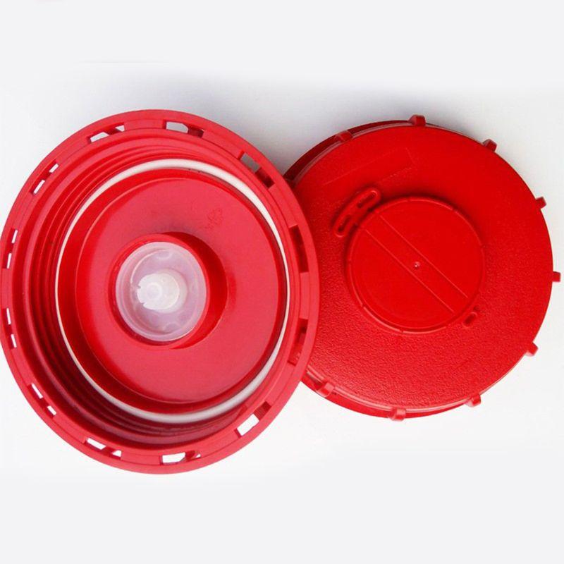 IBC tapa de tanque NPT tapa Bung adaptador enchufe válvula de bola a prueba de fugas y polvo H3CF