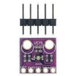 10 pces CJMCU-6070 GY-VEML6070 uv sensor de luz uv veml6070 compatível com