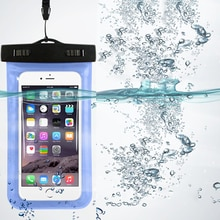 Waterproof Phone Case Bag for iPhone SE 11  XS Max XR Samsung PVC Swimming Waterproof Bag Underwater Phone Case for iPhone 11 XR