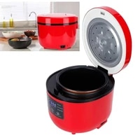 2l intelligent round electric desugar rice cooker home kitchen appliance food heater kitchen cooking accessories