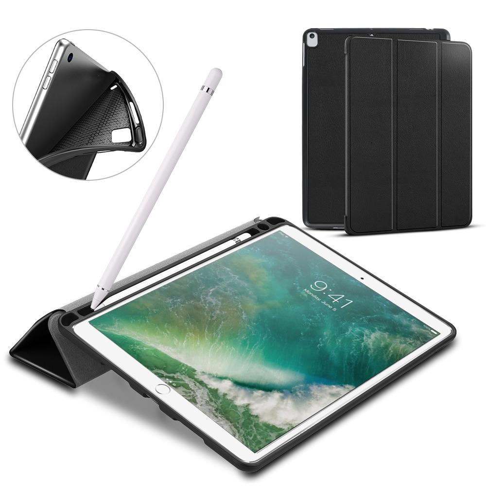 Tablet fall für Ipad air 3 10,5 2019 Silikon abdeckung fall für Ipad pro 10,5 TPU shell fall für Ipad 10,5 mit bleistift halter