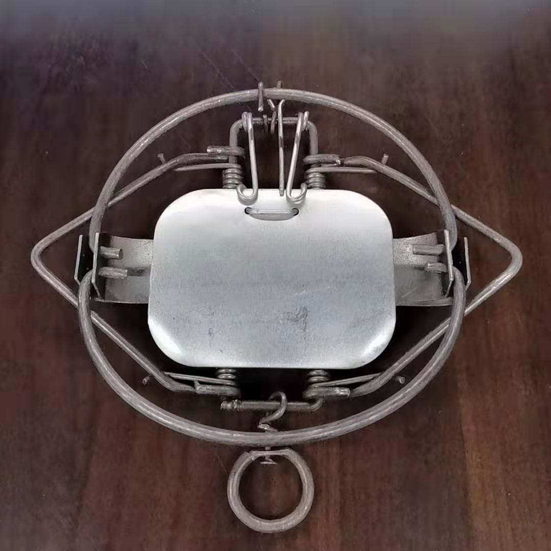 Powerful Animal Traptrap,Trap boar,Trap rabbits,Hunting trap,Beaver trap,Hunting supplies,Traps,Snares,piege a large rat