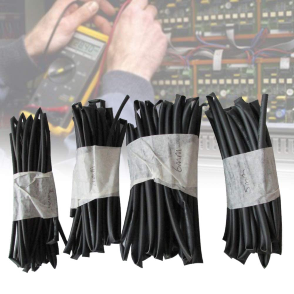 Замена термоусадочной трубки 1 метр Замена трубки аксессуары