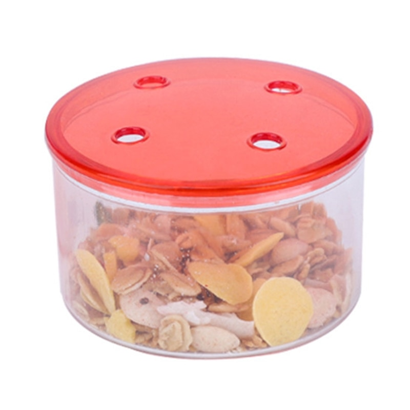 Metal Hanging Oriole Bird Feeder Accessories Plastic Bowl to Hold Fruit Drink Jelly Detachable Feeding Bowl for Garden