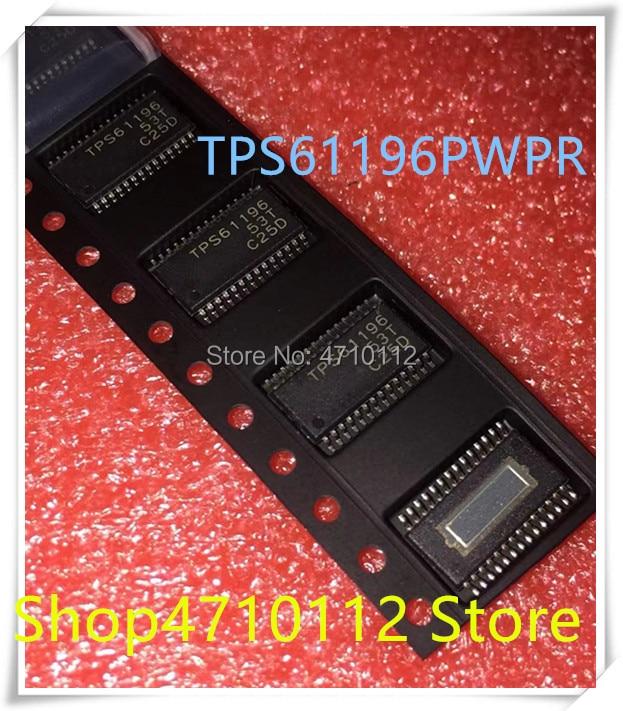 Nuevo 10 unids/lote TPS61196PWPR TPS61196PWP TPS61196 TSSOP-28 IC