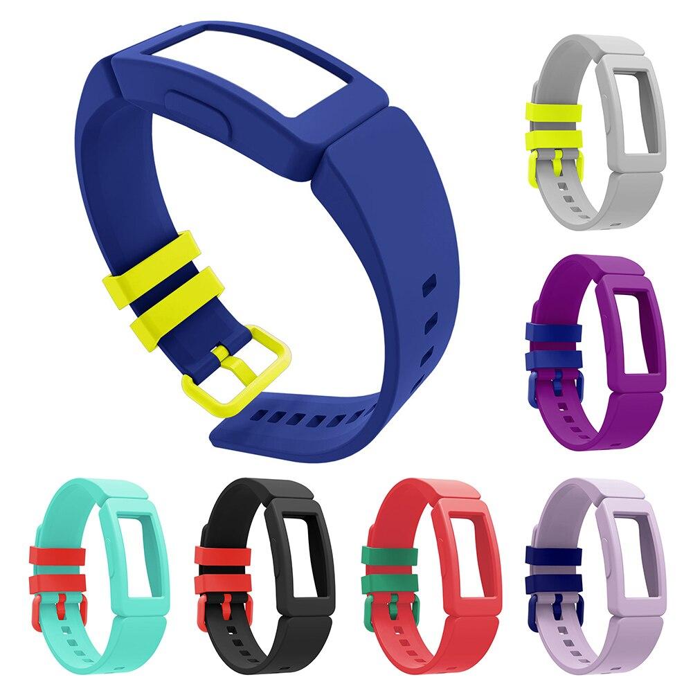Correa de silicona para reloj Fitbit Inspire HR Ace 2 #321, repuesto...