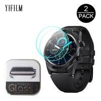 2 шт., защитное стекло 9H для смарт-часов Ticwatch Tic watch Pro 2021 4G