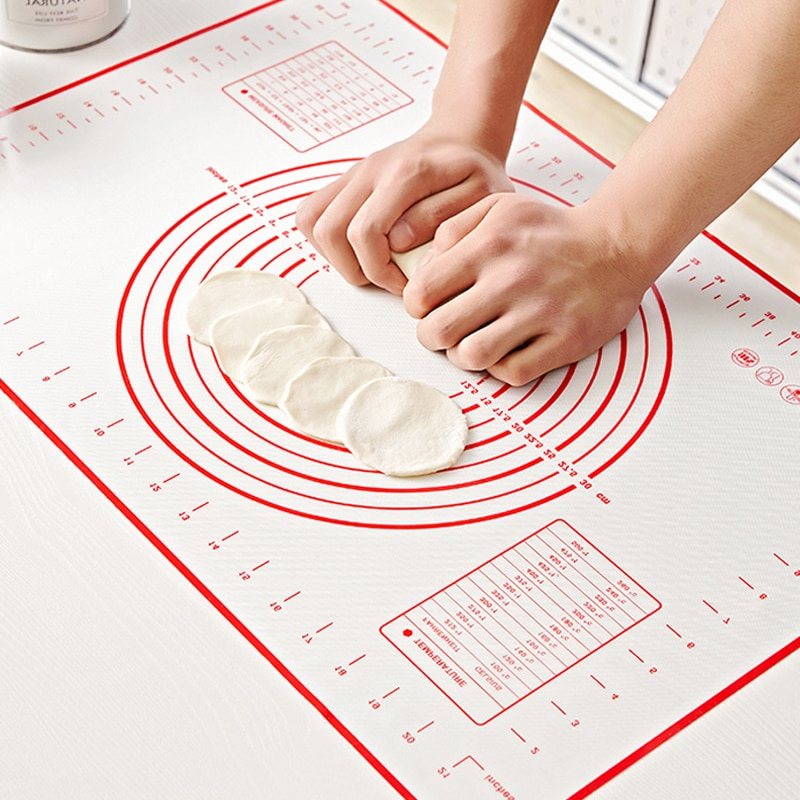 40 см x 60 кухонные инструменты для приготовления пищи складной антипригарный