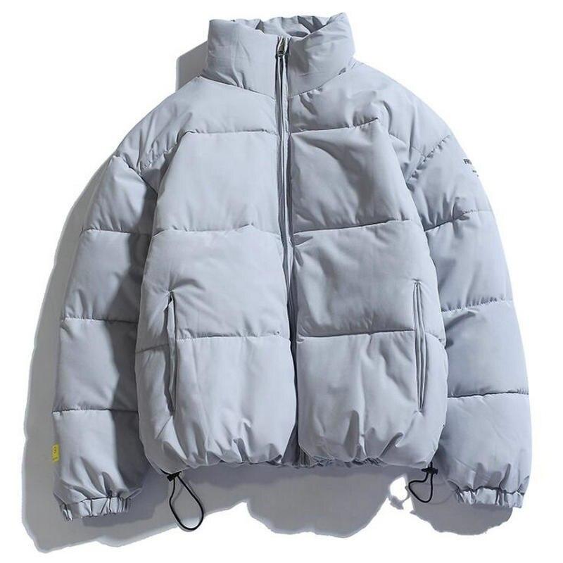 Abrigo de invierno para hombre Parkas cálidas ¿abrigos de algodón ajustados... chaquetas...