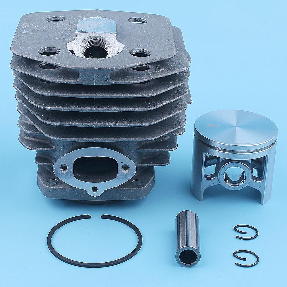 45mm cilindro Kit de pistón para Husqvarna 154 154XP 254 254XP motosierra REPUESTOS DE LA PARTE 503503903, 503503901