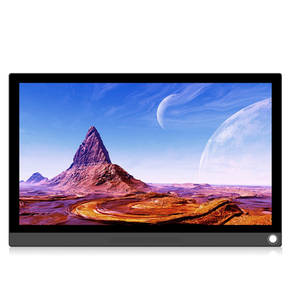 P15A/P15T portátil de 15,6 pulgadas Monitor de PC HDMI 1080 tipo P-C LED Monitor de pantalla para PS4/XBOX/interruptor/PC/Android nueva llegada