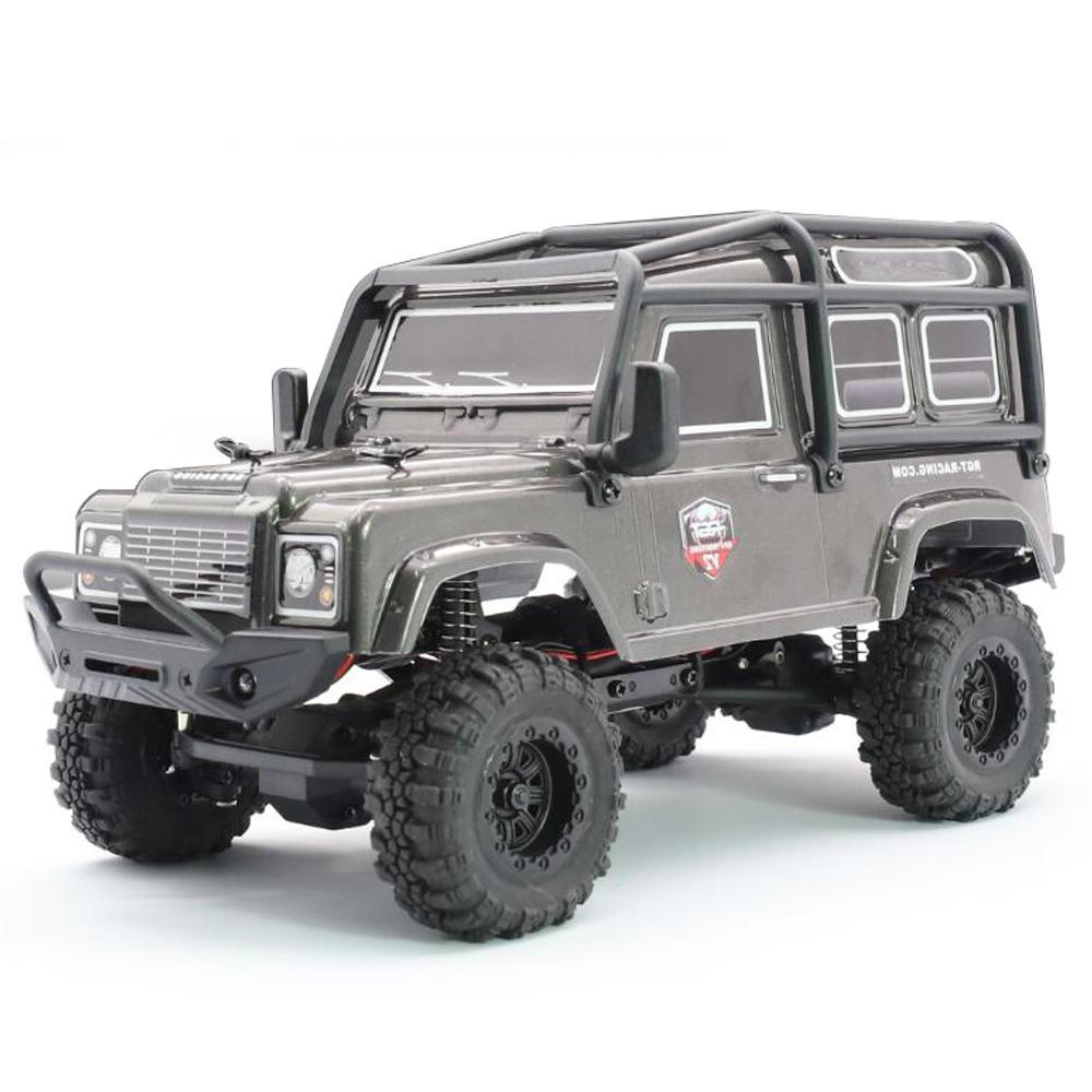 LeadingStar RGT 136240 V2 1/24 2,4G RC coche 4WD 15 KM/H vehículo RC Rock Crawler Off-road