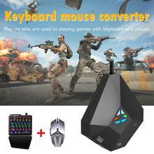 Contrôleur clavier souris convertisseur élaboré fabrication prolongée Dock Durable pour NS Switch PS4/PS3/XBOX ONE/360/PC