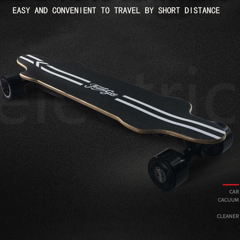 Electric Skateboard Urban flatbed scooter Remote Longboard Adult Hoverboard for teamgee H20 Teenager electric pedal