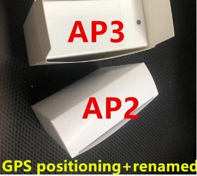 Nouveau meilleur avec numéro de série valide Airs pro Gen 3 pro génération 3 renommer écouteur sans fil charge Bluetooth casque 2nd