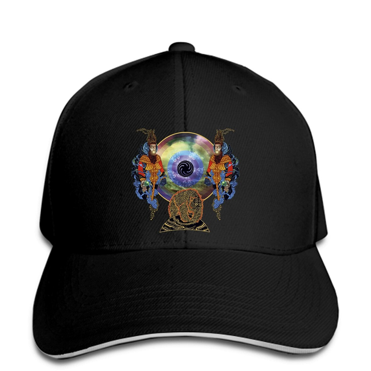 Mastodon Grip The Skye hombres gorra de béisbol sangre Montaña el cazador Lifesblood gorra Snapback mujeres sombrero pico