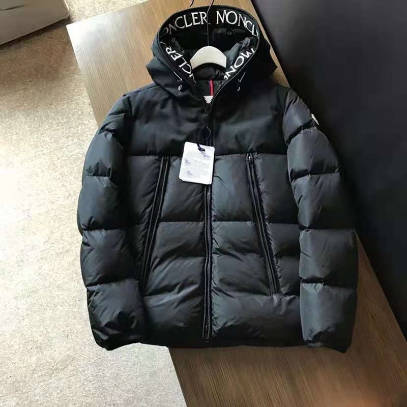 High Quality Men 2021 Down Jacket Parkas New Fashion High Quality Jacket Outwear Casual Brand Clothing Clothes Sports Jacket