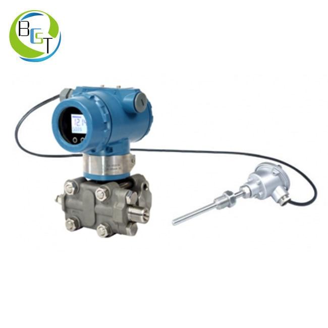 Transmisor de flujo de presión diferencial Multivariable estable de alta precisión