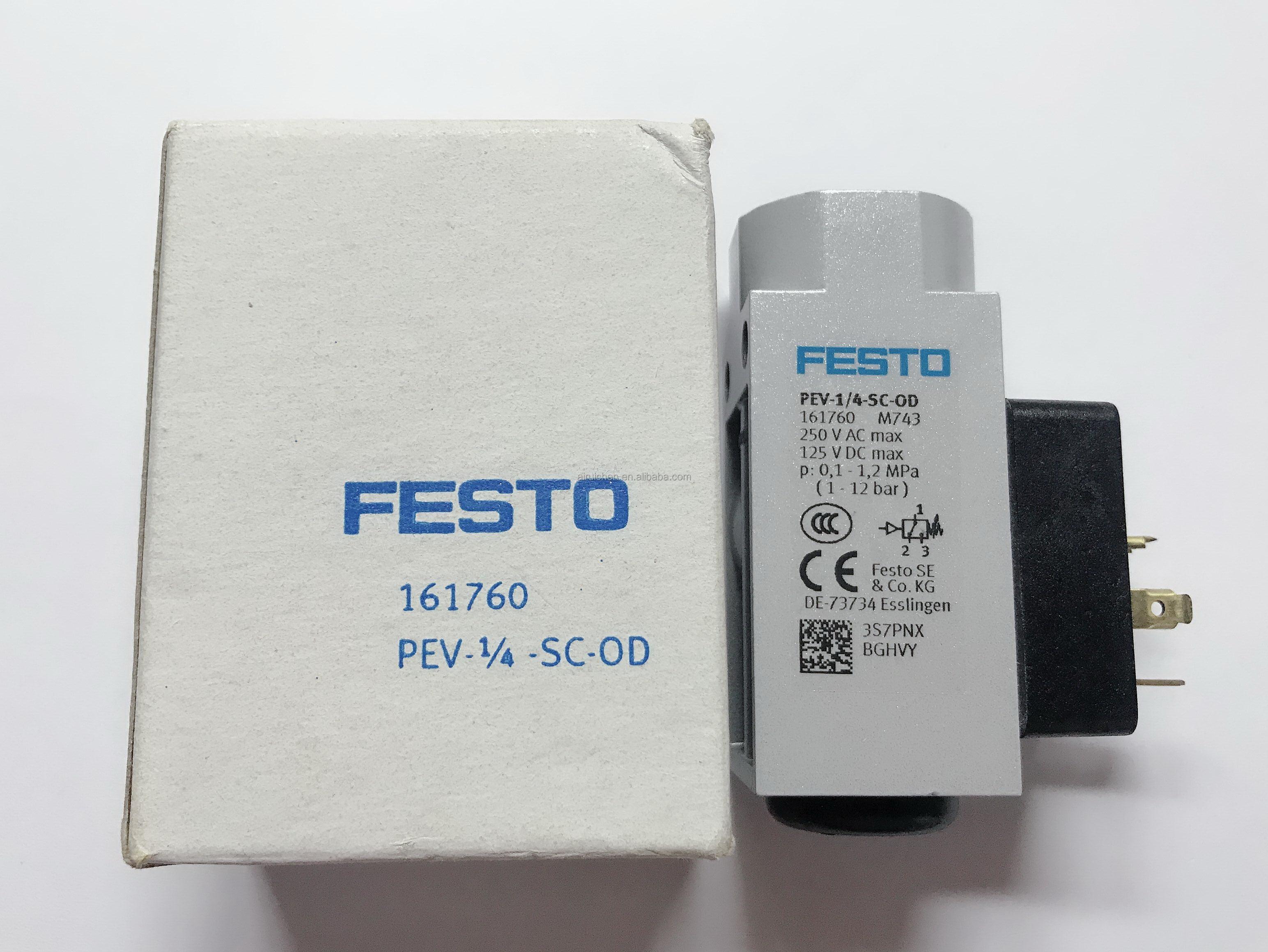 New and original Pneumatic component Tiger Classic valve 9964 MFH-3-1/4 valve for FESTO enlarge