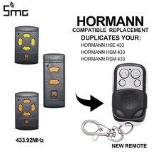 Für HORMANN HSE HSM RSM 433 HORMANN festcode fernbedienung garage tür klon 433,92 MHz