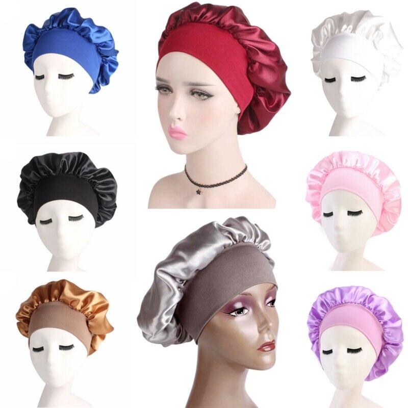2020 nuevo gorro de descanso gorro de dormir de cuidado del cabello sombrero de copa para los hombres y las mujeres 8 estilo gorros de ducha