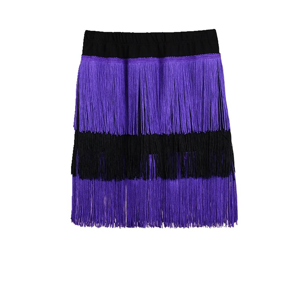Female Tassel Latin Dance Skirt  Latin Practise Dancing Skirt Children Latin Tassel Dress with safety pant corpus scriptorum historiae byzantinae volume 44 latin edition