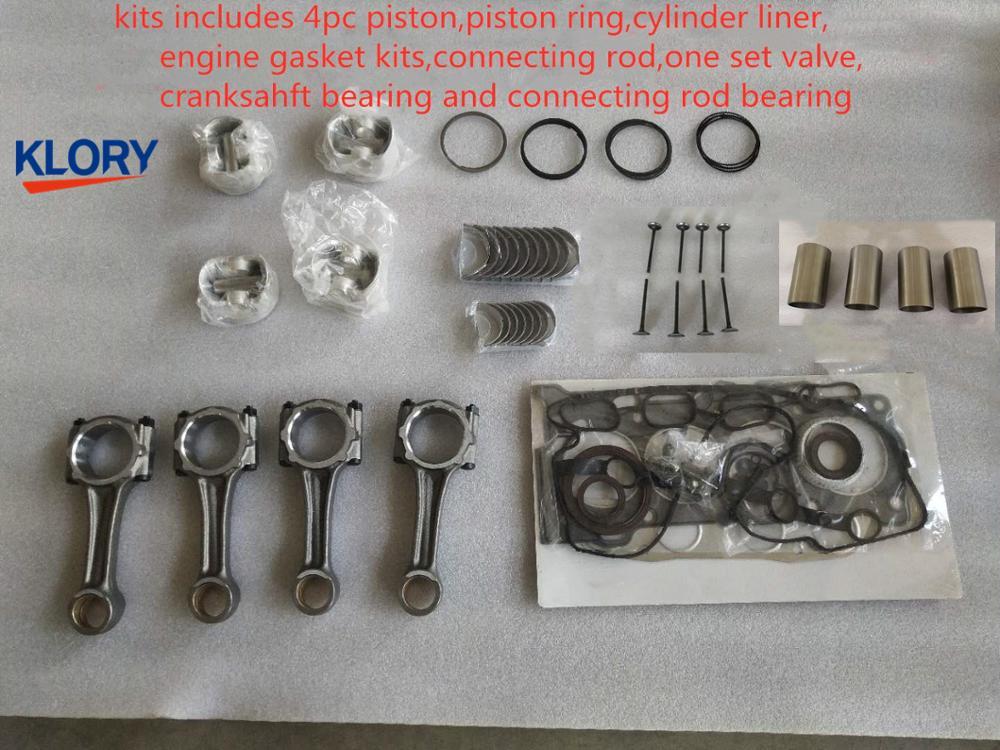 مجموعات محرك ل بريليانس 4G63/2.0 4G93/1.8 4G18/1.6 4G13/1.3 4A15/1.5 4A13/1.3 4A19/1.5 4A92/1.6 المحرك