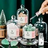 Spar     pierre aromatique diffuseur  cristal dinterieur  aromatherapie  Air frais et decoration dencens  vue sans feu  parfum durable