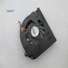 Livraison gratuite Pour DELL D531 D820 D830 M65 NP865 ventilation pour ordinateur DFB551305MC0T