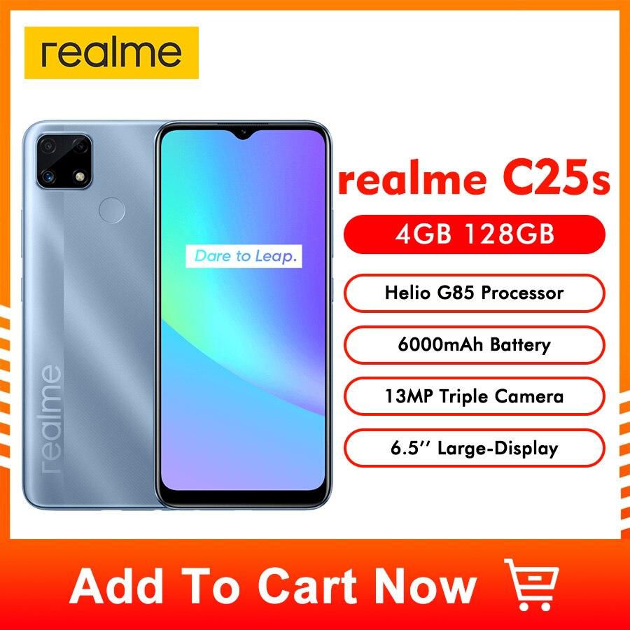 realme C25s 6.5