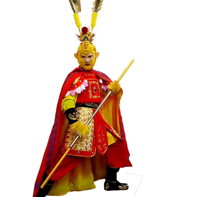 Карнавальный костюм Sun Wukongs, костюм для взрослых с изображением героев мультфильма «Холодное сердце»