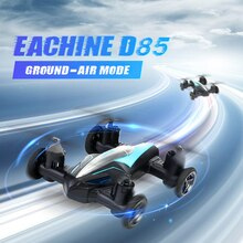 Eachine D85 2-in-1 RC Drone Helicopter Land And Air 2.4G Dual Mode UAV Professional Flying Dron Quad