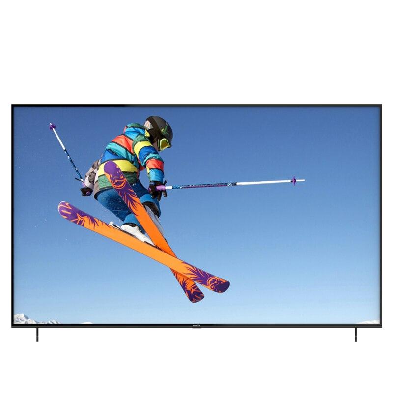 2022 32 42 50 55 بوصة 4K HD الشبكة الذكية واقية من الانفجار تلفاز LCD منتج جديد 43 بوصة LED التلفزيون الذكية التلفزيون كامل HD