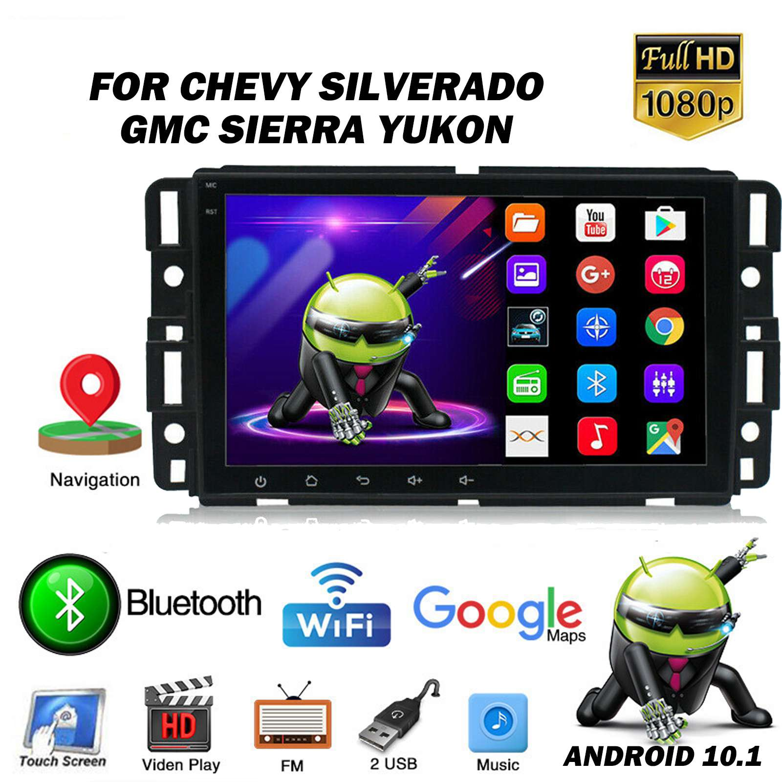 2-din-android-10-1-car-stereo-radio-for-chevy-silverado-gmc-sierra-yukon-gps-navigation-dvd-player-car-multimedia-video-player