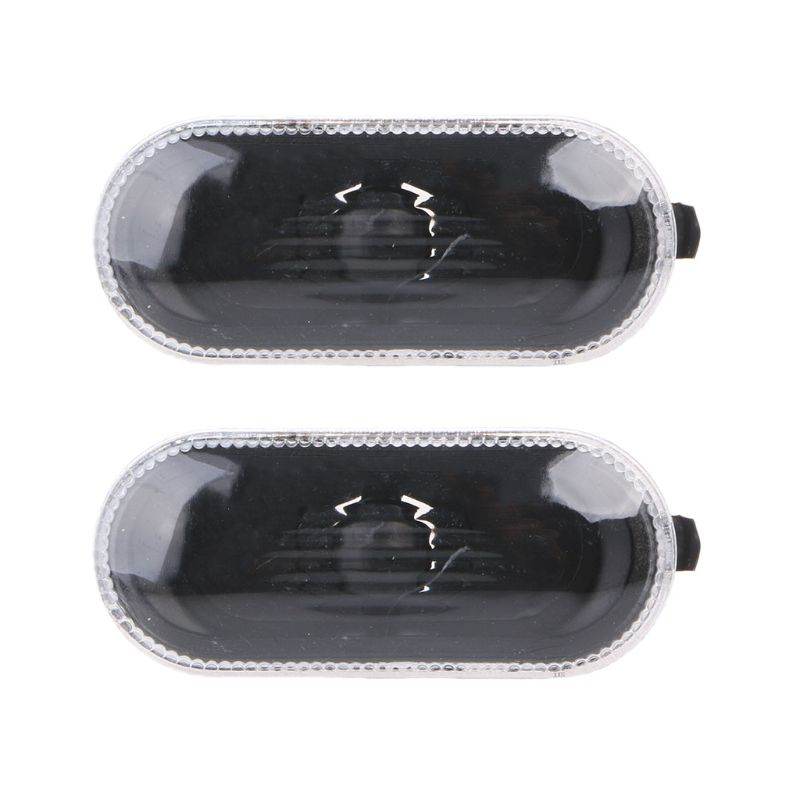 2 uds. Luz de giro de marcador lateral libre para MK4  B5  B5.5  R32 cubierta de bombilla de haz indicador