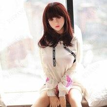 Poupée de sexe 160cm TPE poupée de sexe réaliste amour poupée grand sein taille mince réaliste vagin poupées de sexe réaliste adulte poupée de sexe pour homme