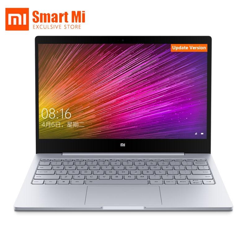 New Xiaomi Laptop Air 12.5 Inch Screen Intel Core m3-8100Y/i5 4GB RAM 128GB ROM Ultra Slim Full Meat
