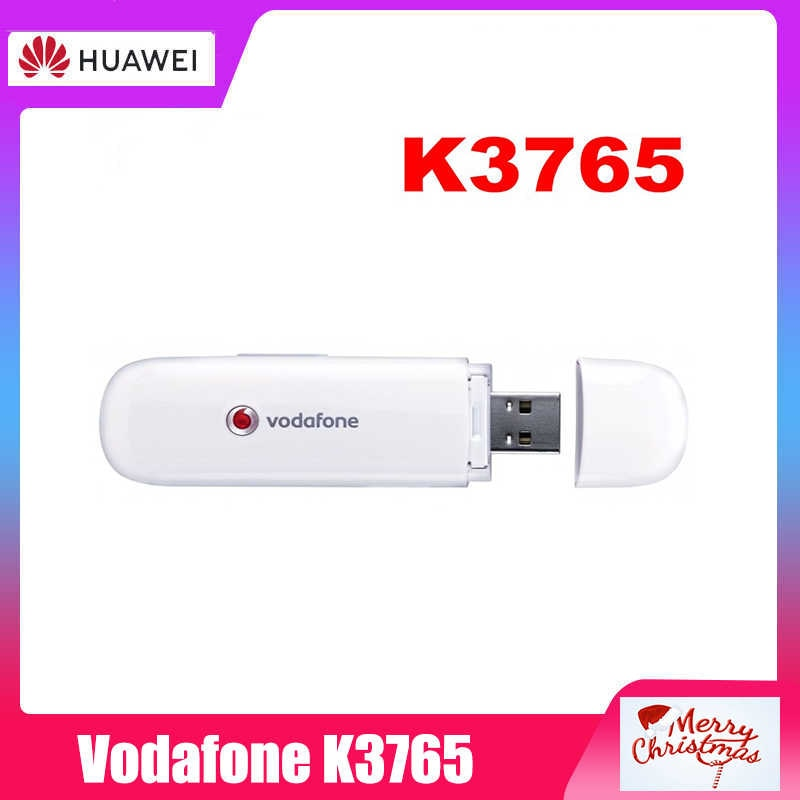 Оптовая продажа 10 шт. Huawei Vodafone K3765 21 Мбит/с 3G разблокированный USB-модем оптовая продажа 25 шт разблокированный usb модем huawei e3372s 153 4g lte