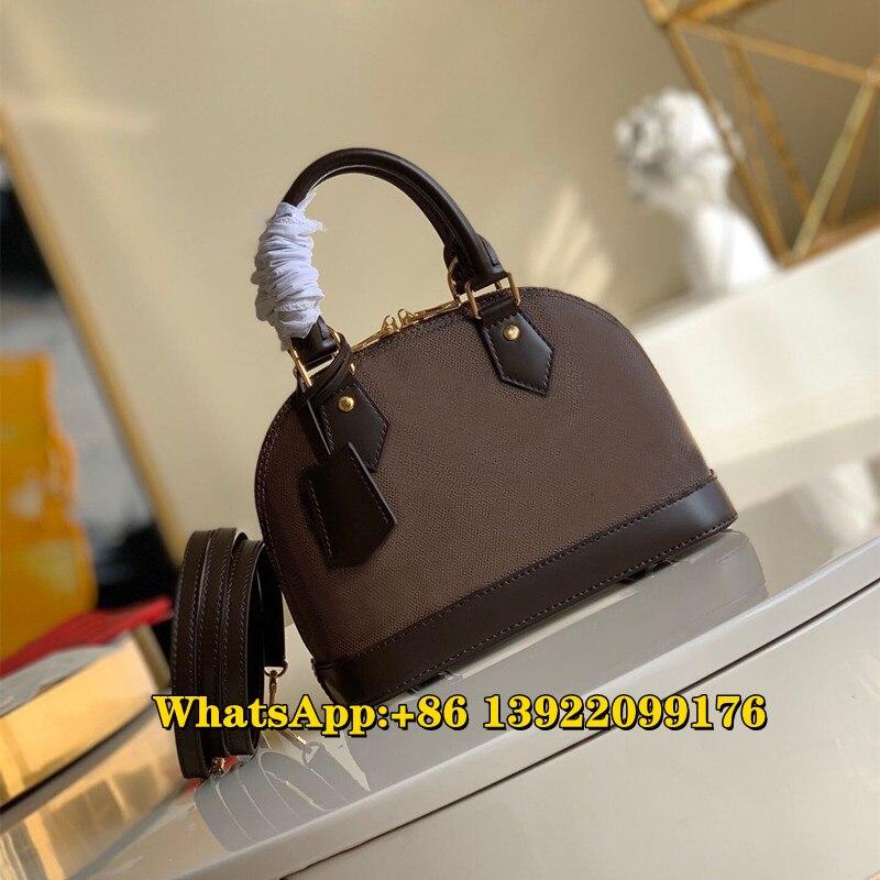 2020 النساء عالية الجودة حقيبة يد جلدية رسول حقيبة يد حقيبة الكتف يميل الكتف حقيبة العلامة التجارية الفاخرة تصميم 14