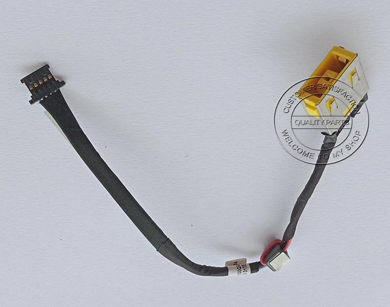 Cable de entrada de alimentación CC, conector para Lenovo Yoga 2 13...