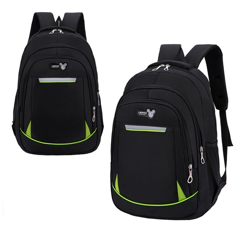 Nylon Waterproof Backpack Large Capacity Men Backpacks Laptop Bags High Quality Casual Travel High School Student College Bags kujing multifunctional backpacks high quality women backpack cheap trend female student bags hot women travel casual backpack