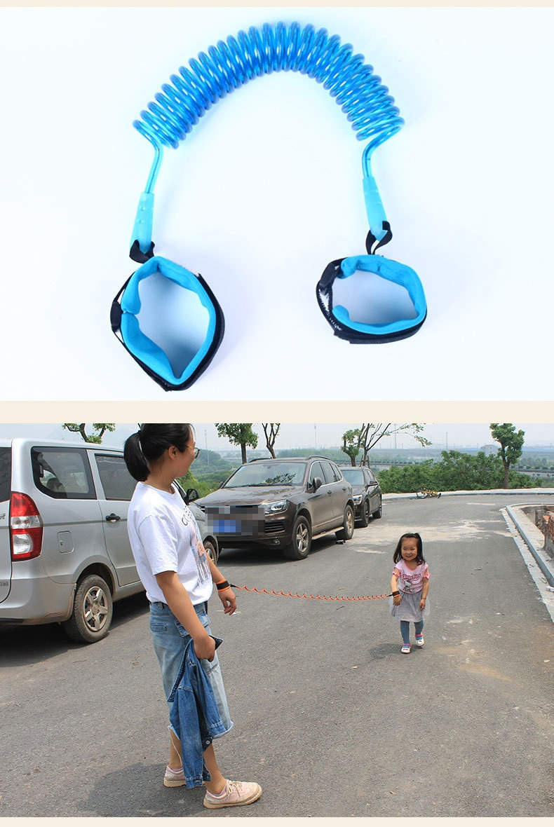 Children'S Anti-Lost With Traction Rope Baby Safety Child Anti-Lost Bracelet Anti-Lost Anti-Lost Belt